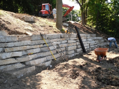 Here's Everything You Need to Know About Retaining Walls